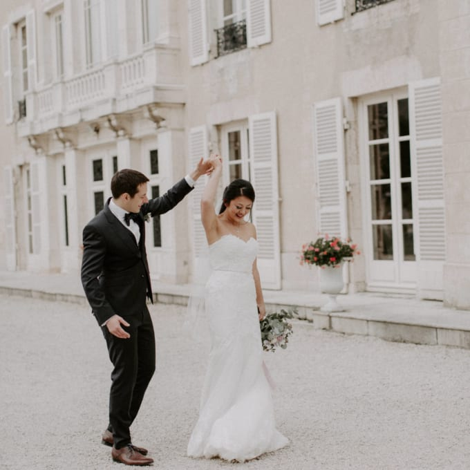 Chateau de Varennes French Destination Wedding