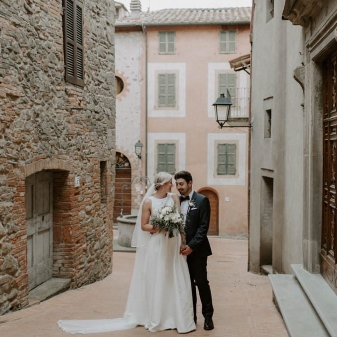 Umbria Italy Destination Wedding