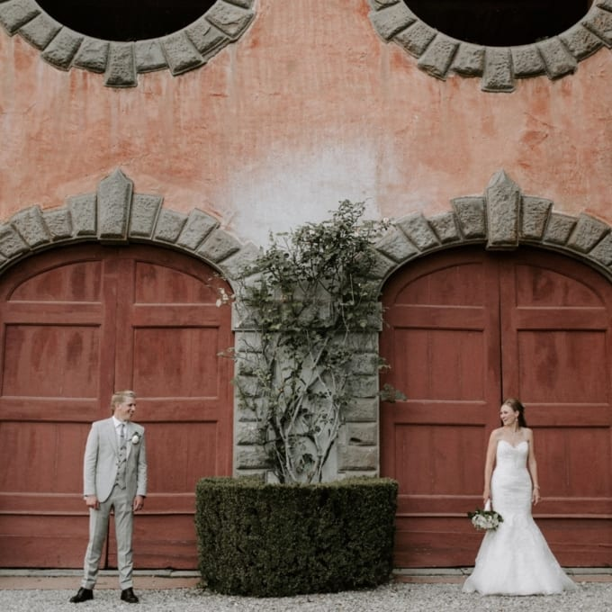 Villa Grabau Italy Destination Wedding