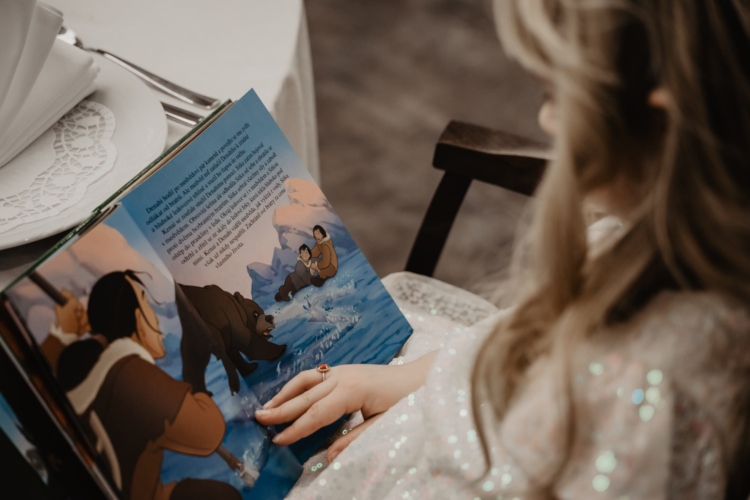 Five tips to support your child's reading at home