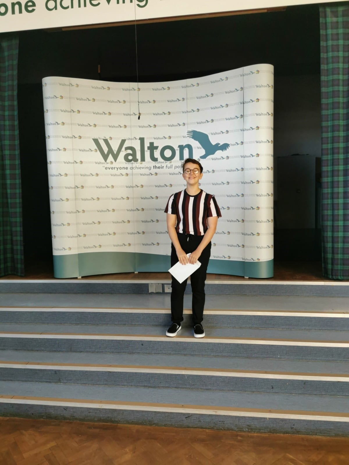 GCSE results reflect the hard work and dedication of Walton students