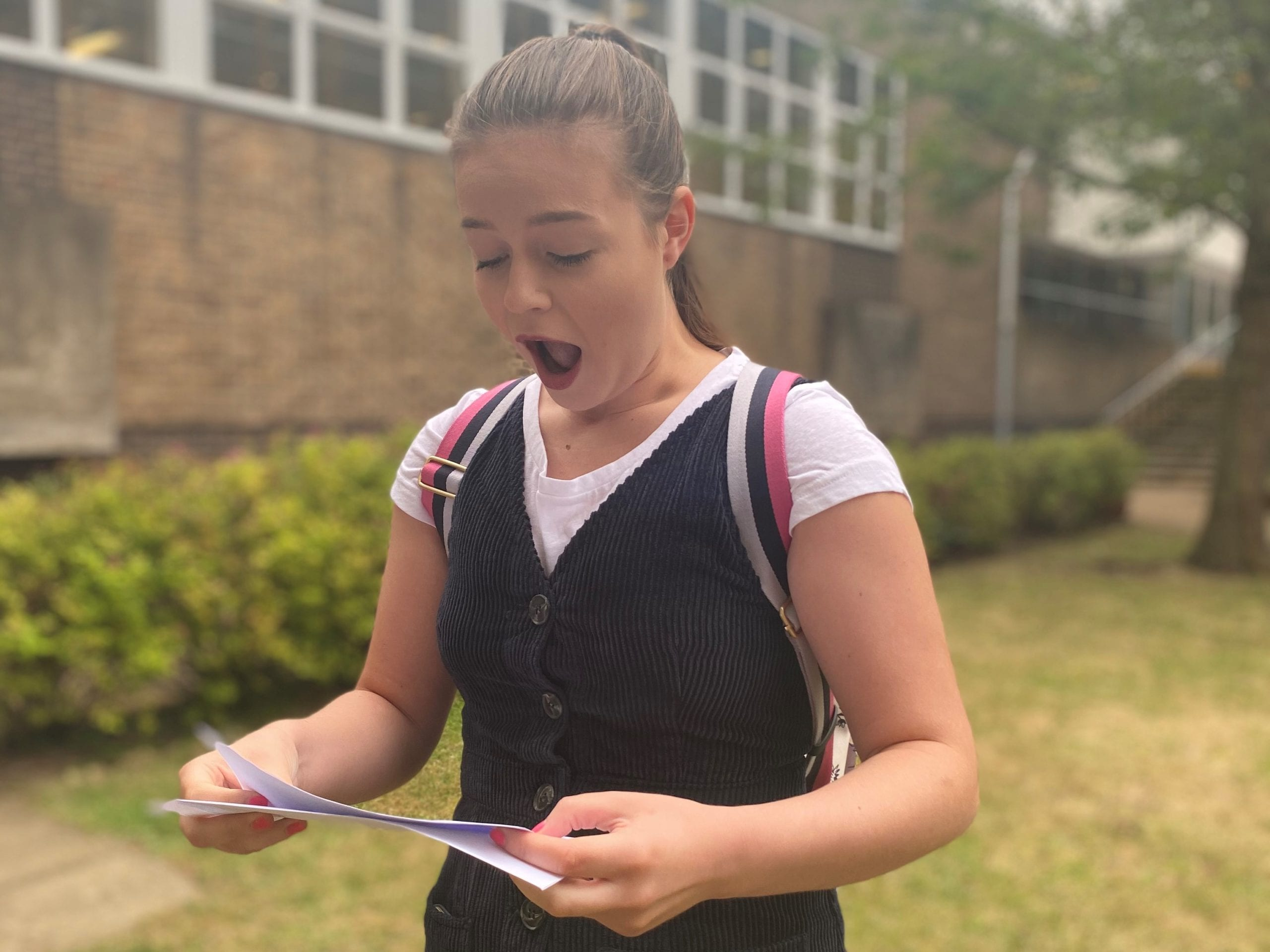 Top results for Walton sixth form students