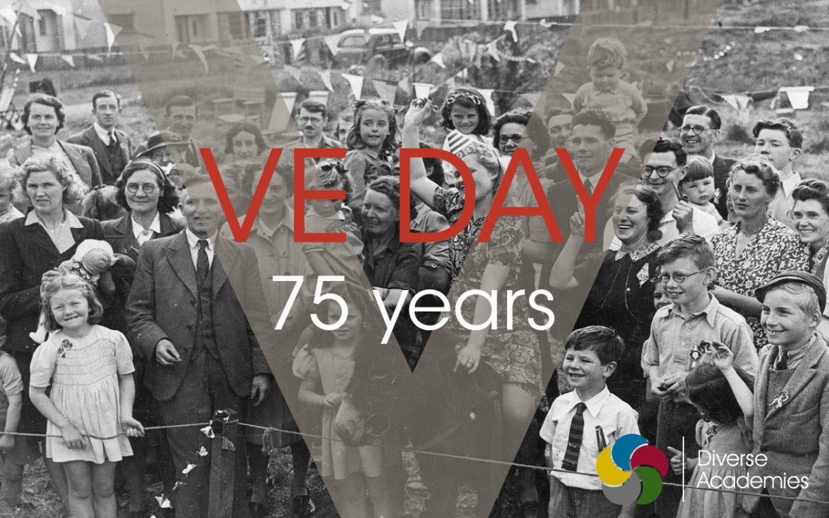 Celebrating the 75th anniversary of VE Day