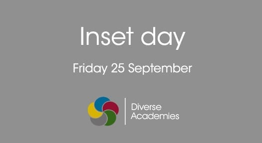 Inset day – 25 September 2020