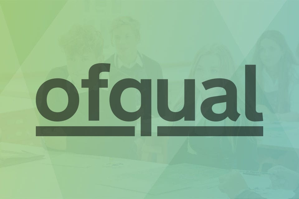 Ofqual update on awarding qualifications in summer 2020