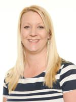 Rebecca Watson-Shardlow Maple Class teacher, DHT and SENCO